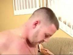 This naughty big tited milf values good fuck with tough guy.