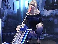 Emila Lucia is an innocent blonde who does whatever she\'s told.  When she comes face to face with fucking machine 1000, she submissively gives in to its penetrating advances and opens all her orifices for robotic rupture.