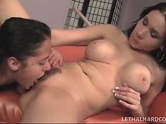 Watch how lesbians are pleasing each other