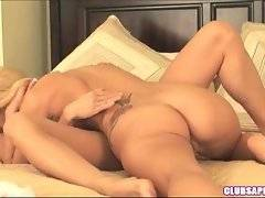 Lessies go classic sex rubbing each other vaginas