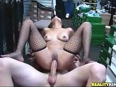Latin cutie loves to have her eager pussy deepy pocked.