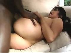 In this hardcore video you can see how three guys are fucking one lady