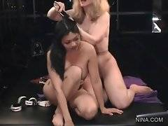 Bewitching and adorable slut with big boobs