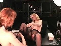 Amateur whore is dreaming about her kitty