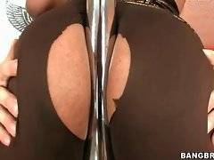 Naughty doll wants to show her naked ass