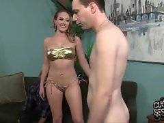 Fascinating Kagney Linn Karter and her brave bastard