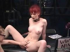 Adorable and cute Justine Joli is masturbating her cunt