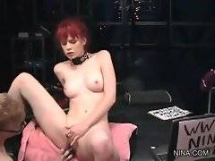 Alluring Justine Joli want her bitch do not stop