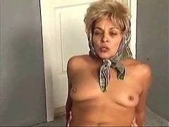 Old whore loves to get her hairy love hole drilled hard.