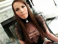 In this porn video you can see amazing and hot doll