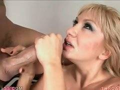 In this porn video you can see naughty Lea Lexis
