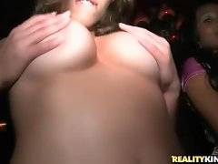 Naughty ladies are here to have real group sex