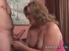 In this porn video you can see brave slut