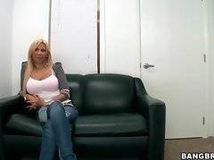 In this hardcore porn video you can see wanton babe
