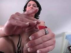 Amazing whore is dreamign about anal sex