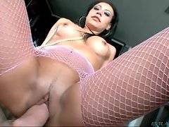 Amateur and hot doll is satisfying her bastard