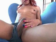 In this porn video you can see cute tdoll