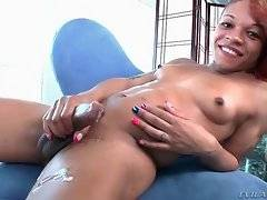 Naked and horny bitch is here to have sex fun