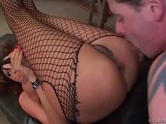 Brave whore is here to satisfy her amateur daddy