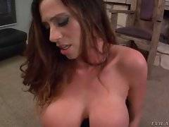 In this porn video you can see naughty whore