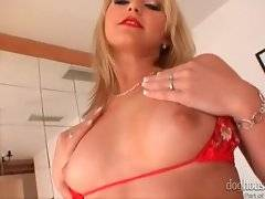 In this porn video you can see wanton slut