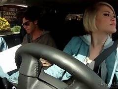 Admirable slut wants to have sex fun with her buddy
