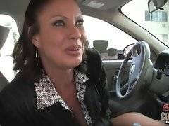 In this porn video yo ucan see adorable Vanessa Videl
