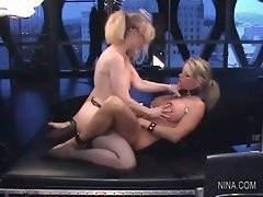 In this porn video you can see lovely sex game