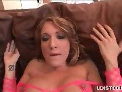Amazing Amy Brooke is satisfying her black boss