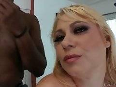 Amazing and adorable doll wants to suck big cock