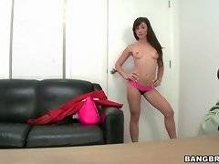 Winsome Vanessa Sixxx is here to show her melons
