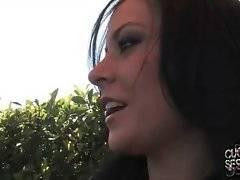 Brave Vanessa Naughty is here to satisfy her bastard