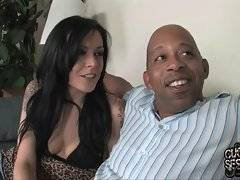 In this porn video you can see kinky and sexy Vanessa Naughty