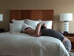 In this porn video you can see ambrosial cutie