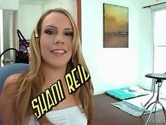 In this porn video you can see dirty whore