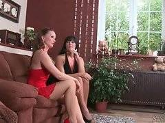 Slutty babes are here to have amazing sex fun