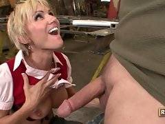 Adorable Cameron V likes to suck his dick