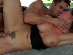In this porn video you can see handsome Chanel Preston