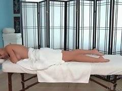 Skilful Lola Foxx is here to have wonderful massage