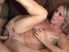Stunning Nikki Charm likes her brave bastard