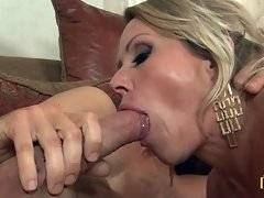 In this porn video you can see captivating Nikki Charm
