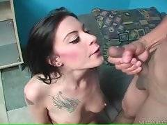 In this porn video you can see frisky and kinky doll