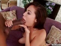 In this porn video you can see sexy whore