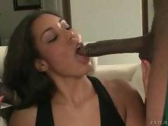 In this porn video you can see shameless and hot doll