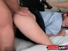 Innocent Tanya Tate is licking her babes ass