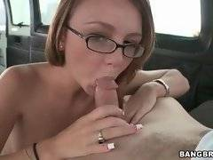 In this porn video you can see lovely and dazzling Carrie