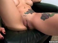 In this porn video you can see horny Mila Treasure