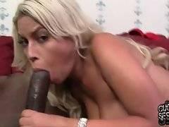 Adorable Bridgette B is here to suck big cock