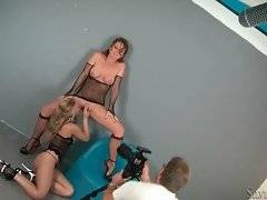In this porn video you can see real sex fun