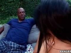 This tough black dude loves sweet white girls.